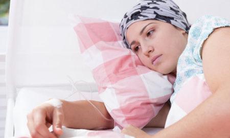 Прохождение химиотерапии